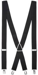 Black Braces - One Size