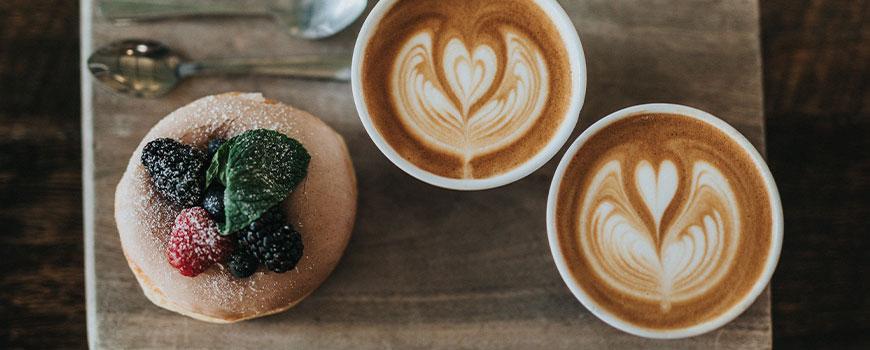 Coffee & Mince Pies